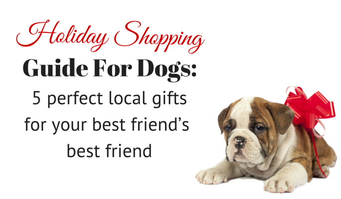 holiday shopping guide for dogs
